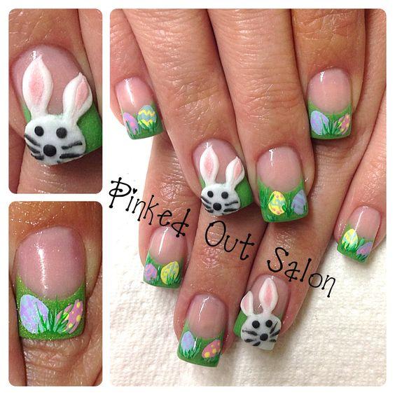 Easter Nail Art Ideas