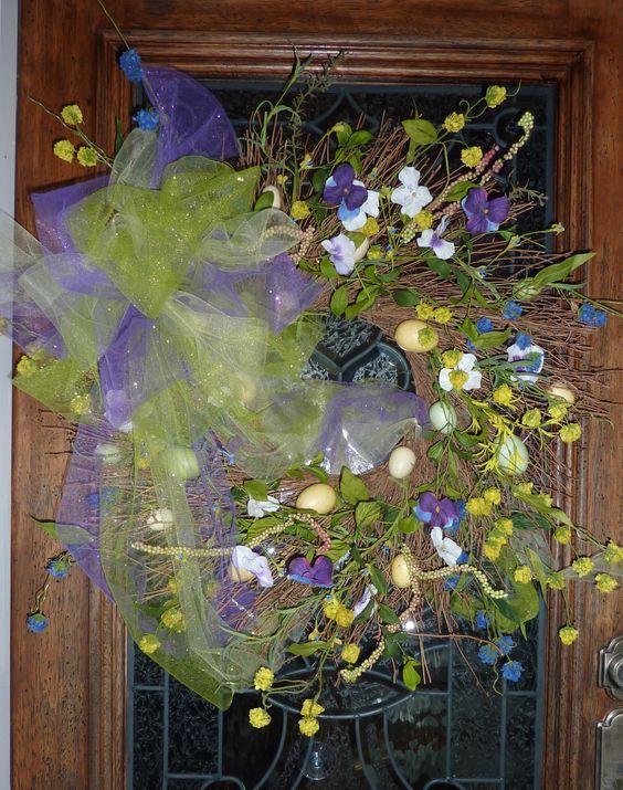 Easter Wreath Ideas