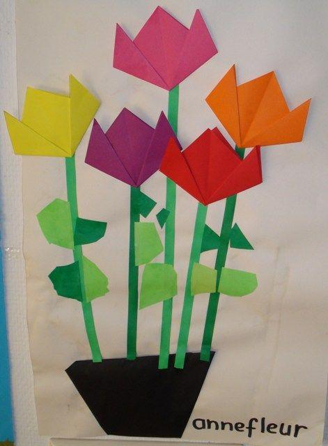 Spring Crafts for Kids to Make