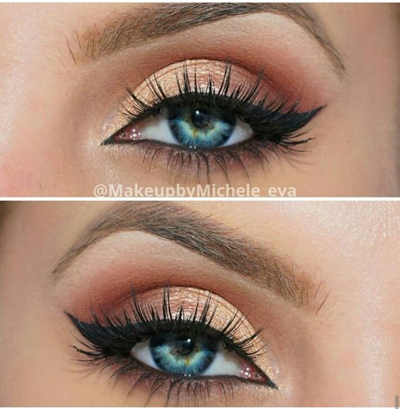 Bridal Eye Makeup Ideas